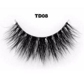 Invisible Band False Strip Rzęsy Mink False Lashes Natural Effect Super Light